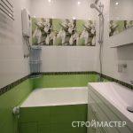 Ремонт ванной под ключ в Северске