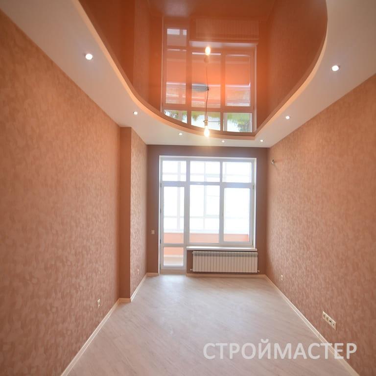 Двухуровневые потолки в комнату