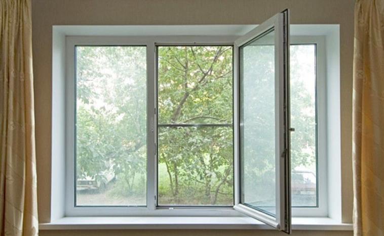 Купить трехстворчатые окна в Северске