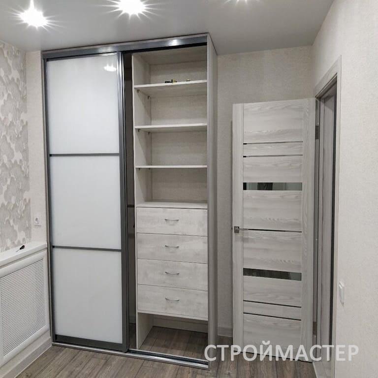 Шкаф купе в спальню Северск