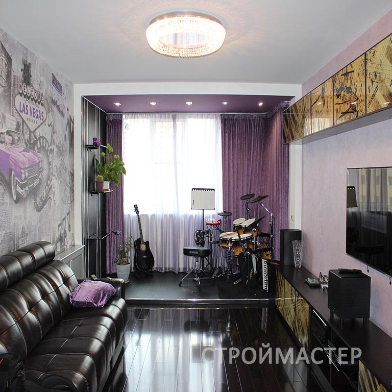 Ремонт 3х комнатной квартиры в Северске