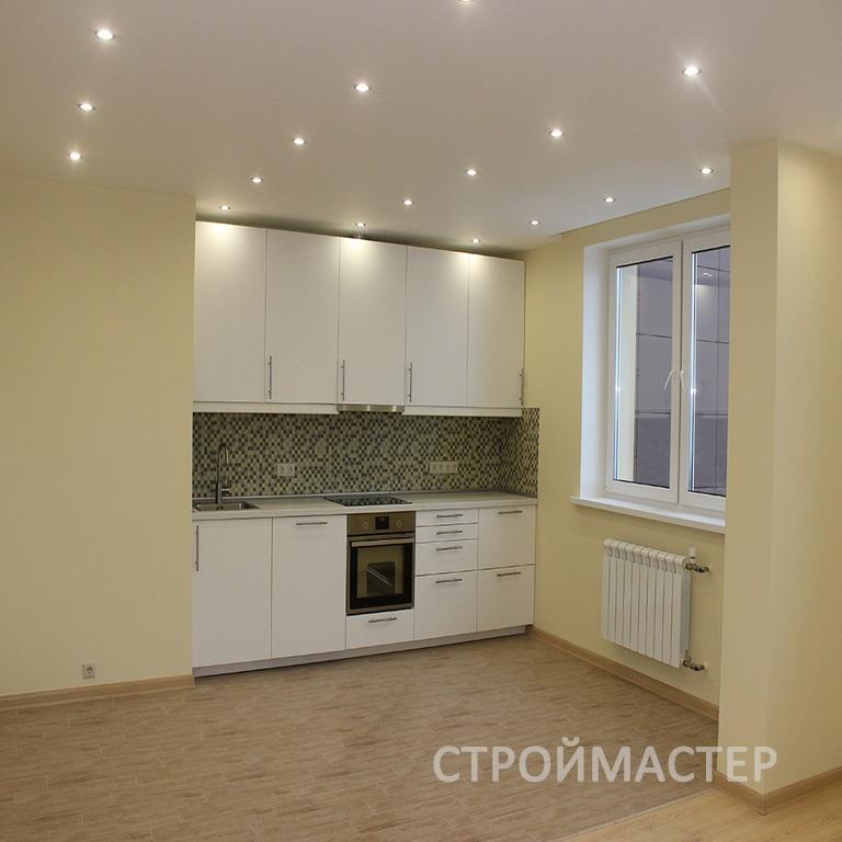 Ремонт квартир хрущевка 2 комнатная