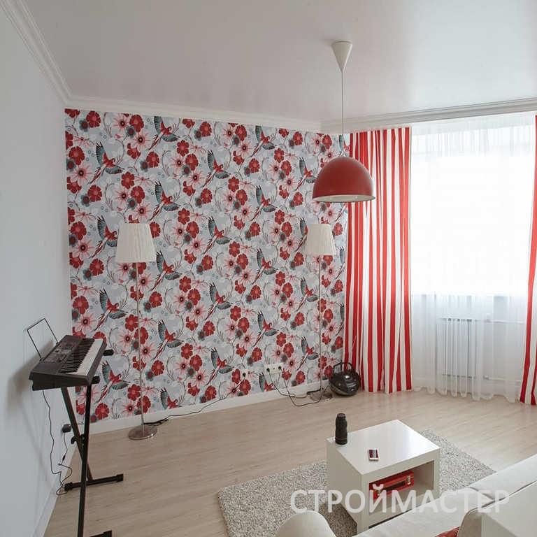 Ремонт 1 комн квартиры студии
