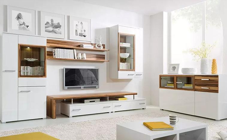 Корпусная мебель для гостинной Северск