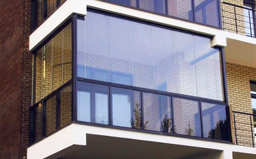 Остекление балконов купить в Северске