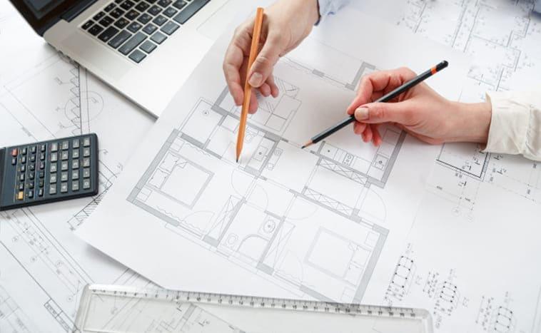 Дизайн проект квартиры в Северске