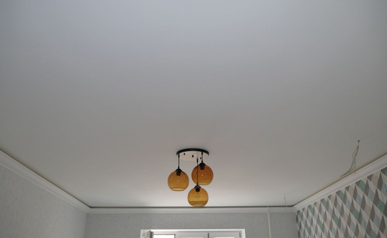 Матовые натяжные потолки Северск