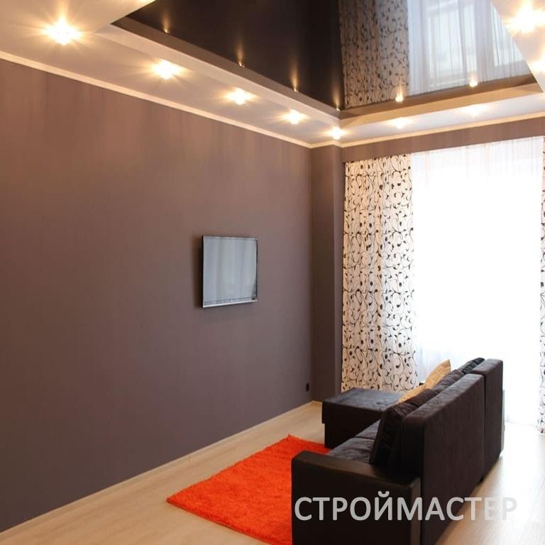 Ремонт квартиры студии Северск