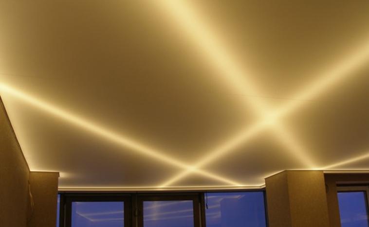 Подсветка для натяжного потолка Северск