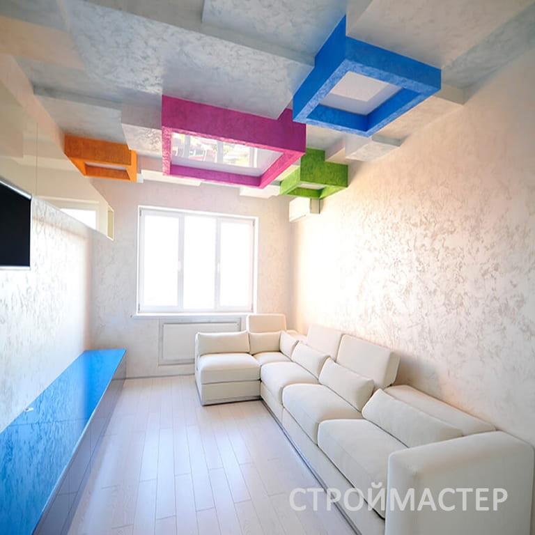 Отделка квартиры 55 кв м под ключ