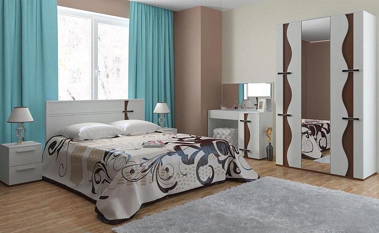 Корпусная мебель для спальни на заказ в Северске