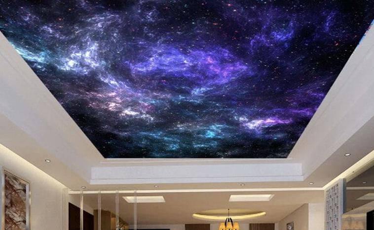 """Натяжные потолки """"Звездное небо"""" Северск"""